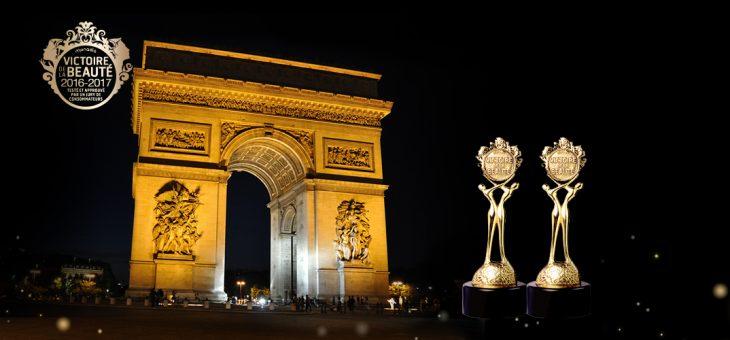 2016-2017 Victoires de la Beauté – Gwo Chyang wins double award again